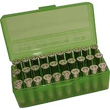 MTM 41/44 Cal 50 Round Flip-Top Ammo Box