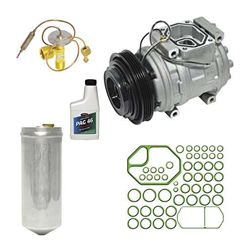 Universal Air Conditioner KT 3751 A/C Compressor and Component Kit (Air Conditioner Honda Civic 1998 compare prices)