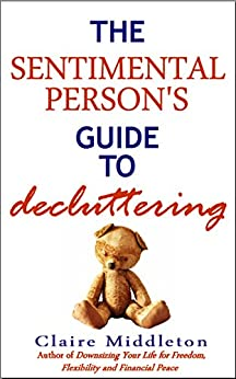 Sentimental Persons Guide Decluttering ebook product image