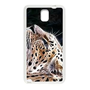 Abstract Leopard Custom Protective Hard Phone Cae For Samsung Galaxy Note3