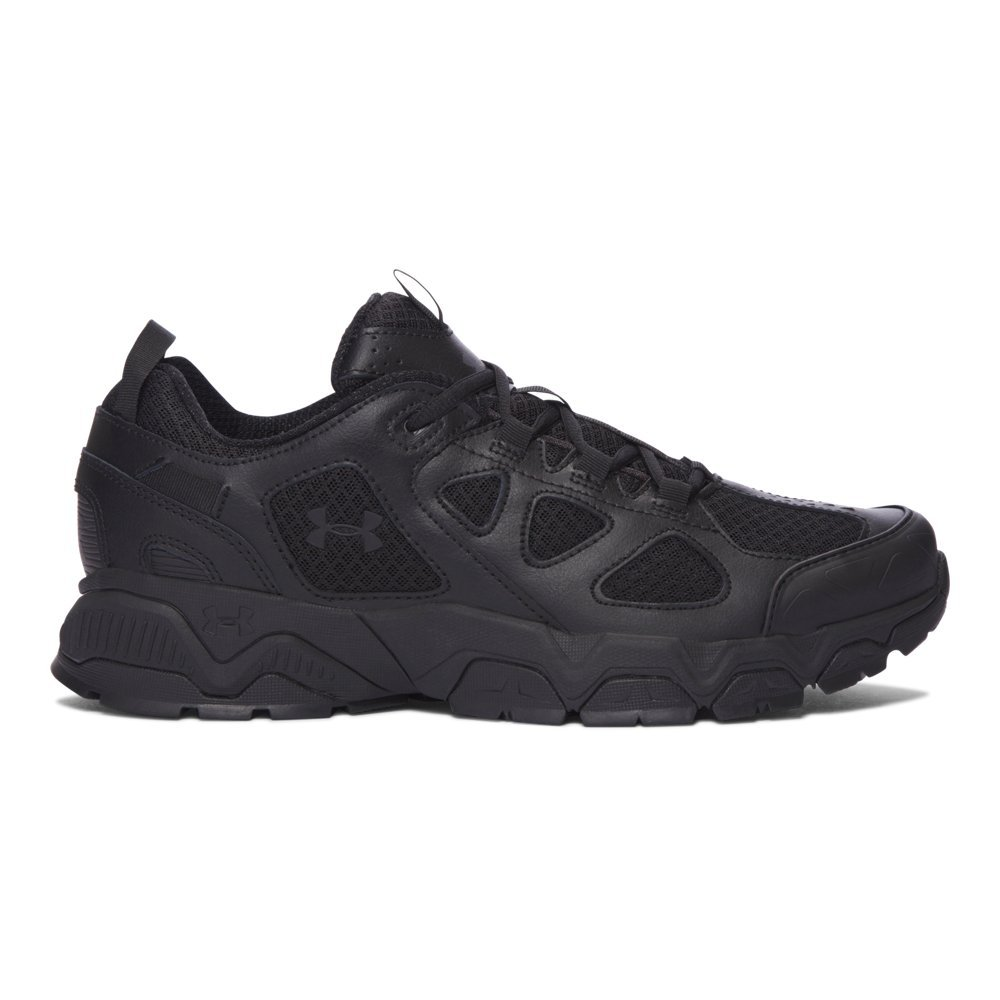 Under Armour Men's Mirage 3.0 Hiking Shoe, Black (001)/Black, 12 by Under Armour