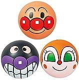 Anpanman Face Balls 3