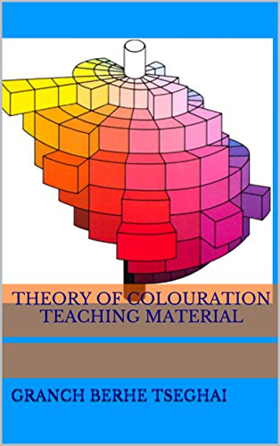 THEORY OF COLOURATION TEACHING MATERIAL: I shall paint you in your own colours!
