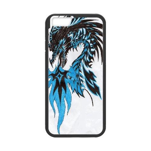 Dragon Tribal 012 coque iPhone 6 4.7 Inch Housse téléphone Noir de couverture de cas coque EOKXLLNCD19434