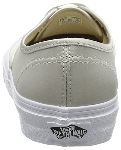 satin Beige Vans Lux Donna Authentic Sneaker ItxYww46Pq