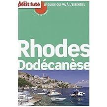 CARNET RHODES DODÉCANÈSE 2015