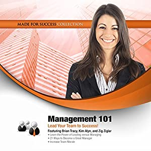 Management 101 Audiobook