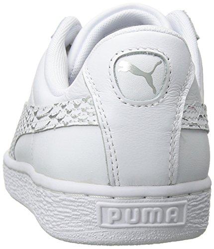 White Femme 5 Puma Heart Eu Pour 37 Panier Oceanaire Bxq8fF