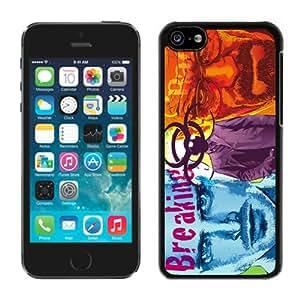 Breaking Bad Case For iPhone 5C Black