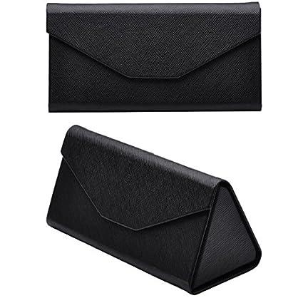 Amazon.com: jingyuu - Estuche plegable para gafas de sol ...