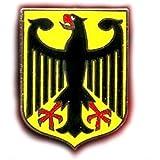 GERMAN EAGLE GERMANY STATE COAT OF ARMS LAPEL PIN BUNDESADLER FLAG DEUTSCHLAND