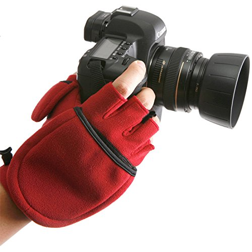 Mittens for Pro Camera Photographers