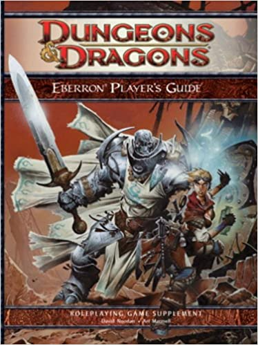 Image result for eberron player's guide