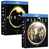 Amazon.com Exclusive: Heroes Blu-ray Franchise Collection - Seasons 1&2