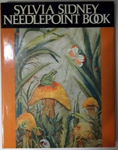 Sylvia Sidney needlepoint book