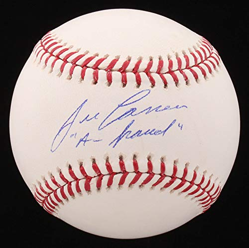 JOSE CANSECO SIGNED
