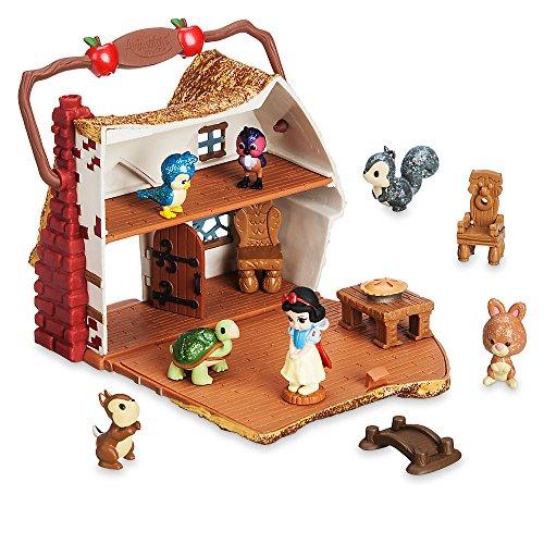 Disney Disney Animators' Collection Snow White Micro Playset