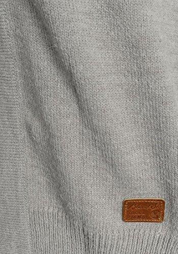 BLEND SHE Neli - Cardigan da Donna, taglia:L, colore:Stone Mix (70813)