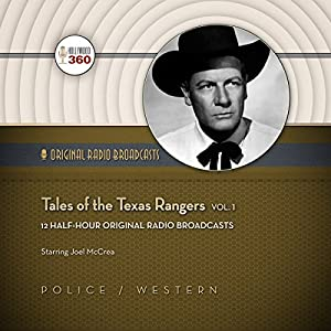 Tales of the Texas Rangers, Vol. 1 Radio/TV Program