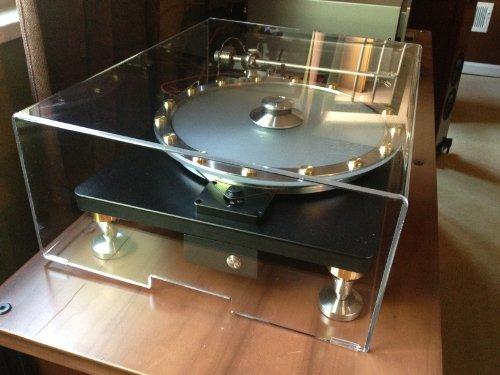 vpi classic turntable - 7
