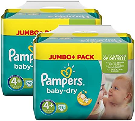 PAMPERS BABY DRY MAXI PLUS 28