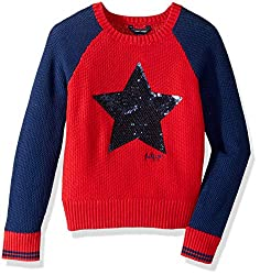 Girls' Pullover Fashion Sweater