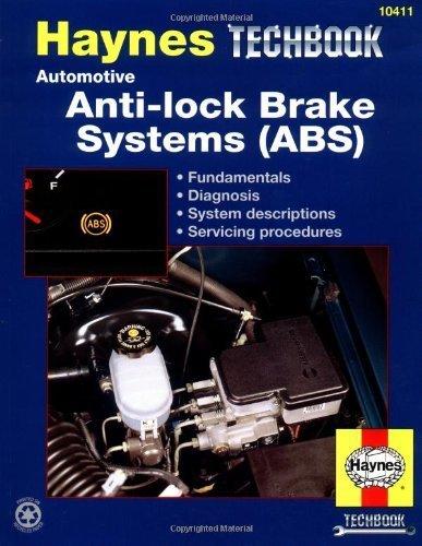 (Haynes Automotive Anti-Lock Brake Systems [ABS] Manual TechBook (Haynes Repair Manuals) 1st by Haynes, John (2000) Paperback)