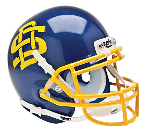 Schutt NCAA South Dakota State University Jackrabbits Mini Helmet ()