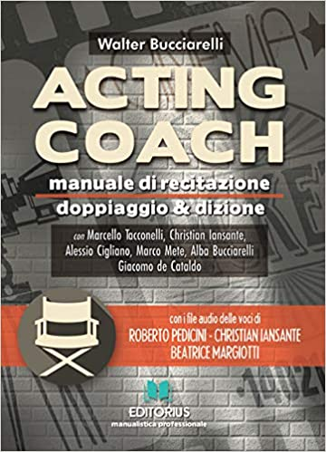 Acting coach. Manuale di