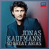 Music : Jonas Kaufmann - 50 Great Arias [4 CD]
