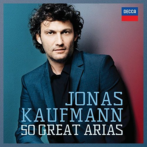 (Jonas Kaufmann - 50 Great Arias [4 CD] )