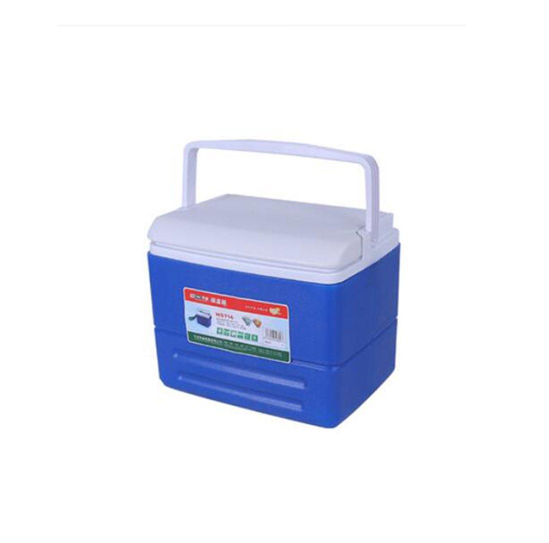 8.2L isolierte Kaltbox für Camping, Blau