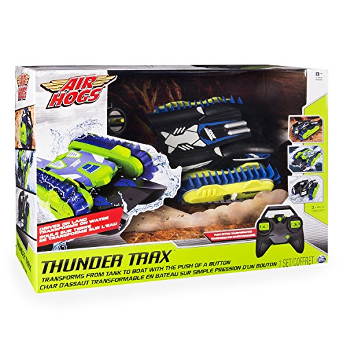 Air Hogs Thunder Trax  Dispatched From Uk