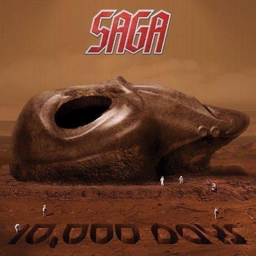 SAGA - 10,000 Days - Zortam Music