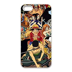 Anime One Piece Cell Phone Case for iPhone 5S