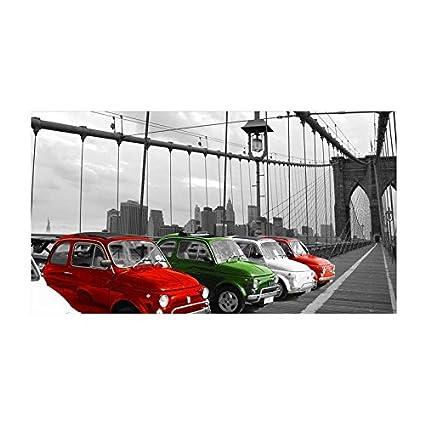 Lupia Quadro Moderno Brillante de Plexiglás 100 x 180 cm Italianas de América