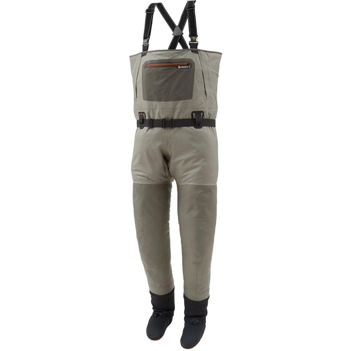 G3 Guide Stockingfoot Waders - Sterling