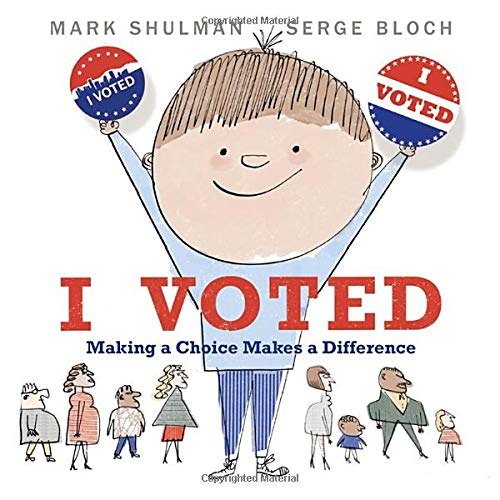 Election books: I Voted!