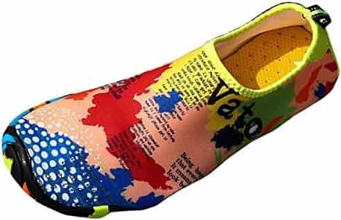 YANBAA Women Summer Flip Flops Sandals Casual Outdoor Platform Shoes