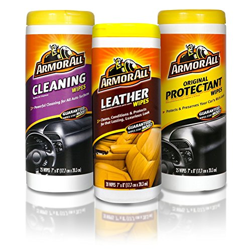 Armor Kits All (Armor All Wipes Car Interior Cleaning Pack)