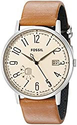 Fossil Vintage Muse Three-Hand Leather Watch