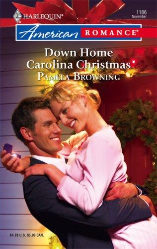 book cover of Down Home Carolina Christmas