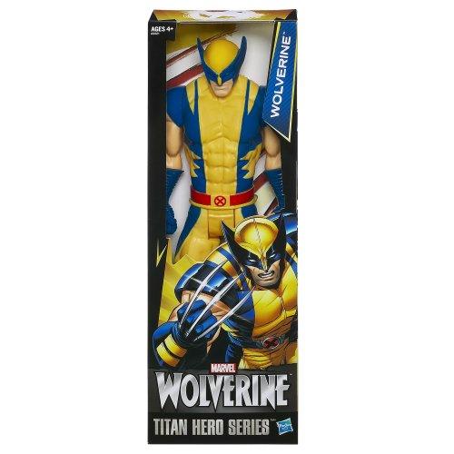 ijeux  Figurine 30cm Marvel Titan Hero Wolverine  X men avengers