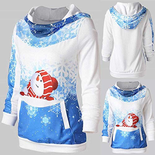 Clearance Forthery Funny Print Ugly Christmas Sweater Pullover