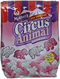 Mother's Circus Animal Cookies, 14-Ounce Bags (Pack of 4)