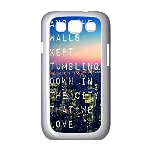 YUAHS(TM) DIY Cover Case for Samsung Galaxy S3 I9300 with Bastille YAS333036