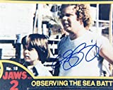 #6: GARY SPRINGER ACTOR JAWS 2  SIGNED AUTOGRAPHED 8X10 PHOTO W/COA