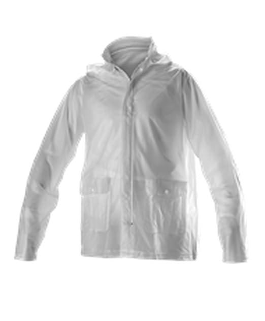 5f20f35309c Alleson Youth Cheerleading Rain Jacket Transparent M CRJ1Y CRJ1Y-TR-M
