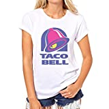 Lum-tshirt Illuminati Triangle Art Bell With Taco Quality Cotton Womens T-Shirt
