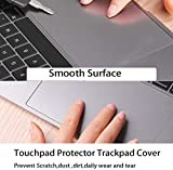 1 Keyboard Cover+2 Trackpad Protector for HP Envy